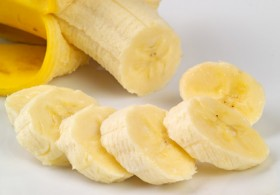 Banana close up boutique picture material  5 fruit pictures