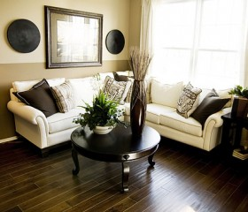 Beautiful home interior picture material  10