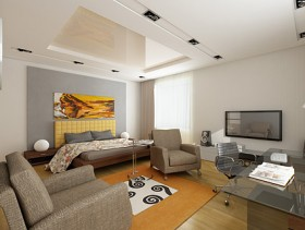 Beautiful home interior picture material  14