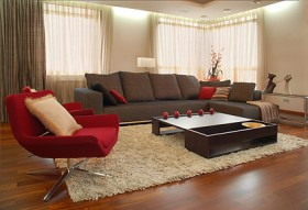 Beautiful home interior picture material  15