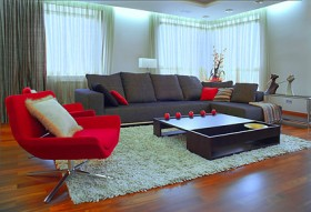 Beautiful home interior picture material  18