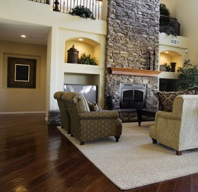 Beautiful home interior picture material  19