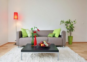 Beautiful home interior picture material  3