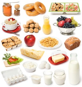 Fruit and vegetable diet series picture material  4