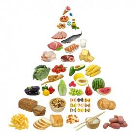 Fruit and vegetable diet series picture material  6