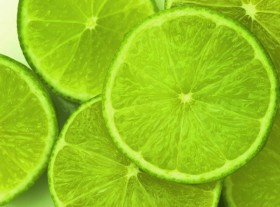 Green the lemon slices HD picture