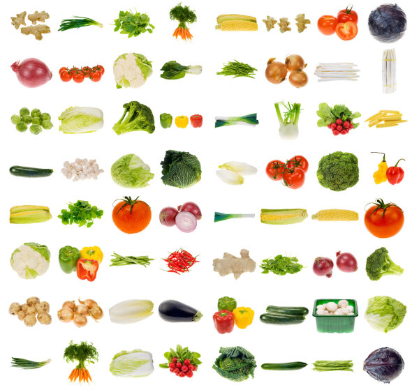 High quality pictures of vegetables