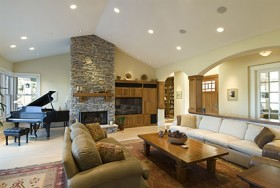 Images of village style living room