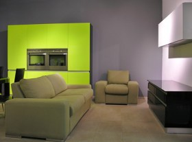 Modern living room boutique picture material  2