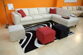 Modern living room boutique picture material  3