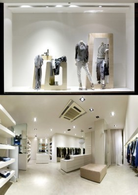 The exquisite clothing store pictures   high definition picture