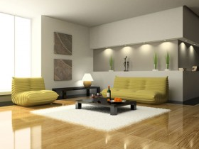 The indoor furnishings HD picture 16