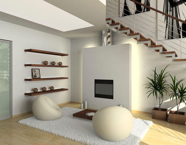The indoor furnishings HD picture 8