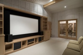 The minimalist style stylish living room picture material