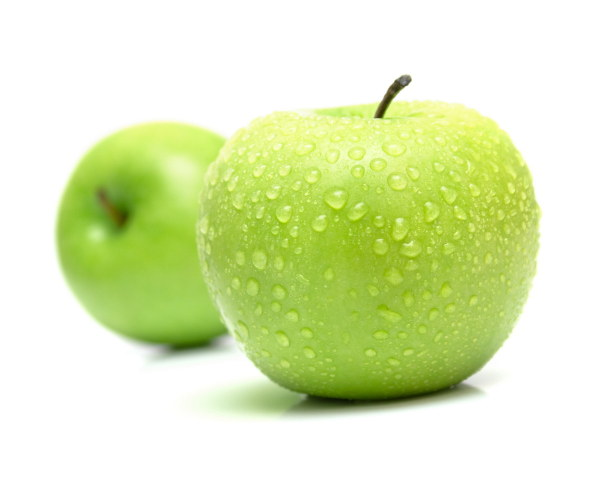 Two Green Apple HD pictures