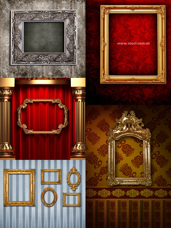 Wall and photo frames HD Images (5 Pics)