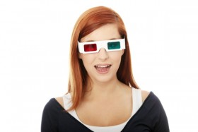 3D glasses 03   HD Images