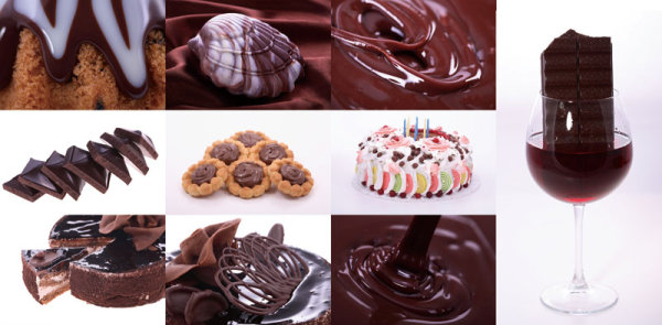Boutique chocolate series HD picture 03