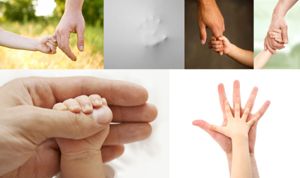 Care hand definition picture