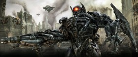 Part of the role when the role of the Transformers 3 Dark of the Moon