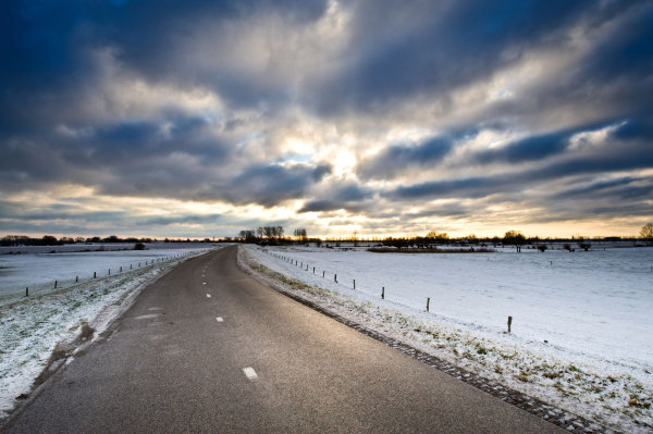 Winter landscape HD picture  3