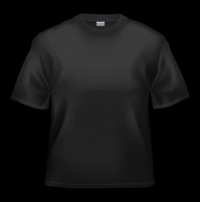 Blank black T shirt Images
