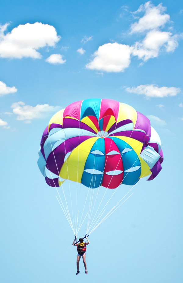 HD picture  1 skydiving