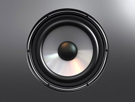 Stereo speakers Images