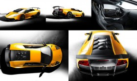 The Lamborghini MurcielagoSV HD picture