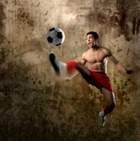 The cool football HD picture  2