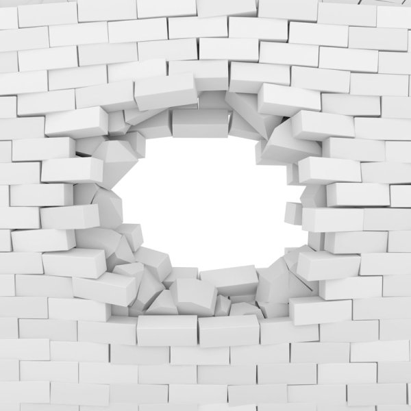 3D wall background 08   HQ Pictures
