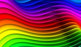 A colorful 3D background HD Pictures  4