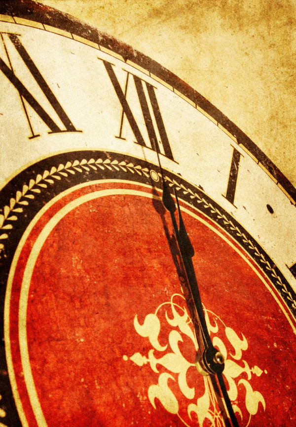A retro timepiece background   HD Pictures
