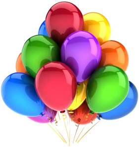 Brilliant colored balloons 02   HD Images