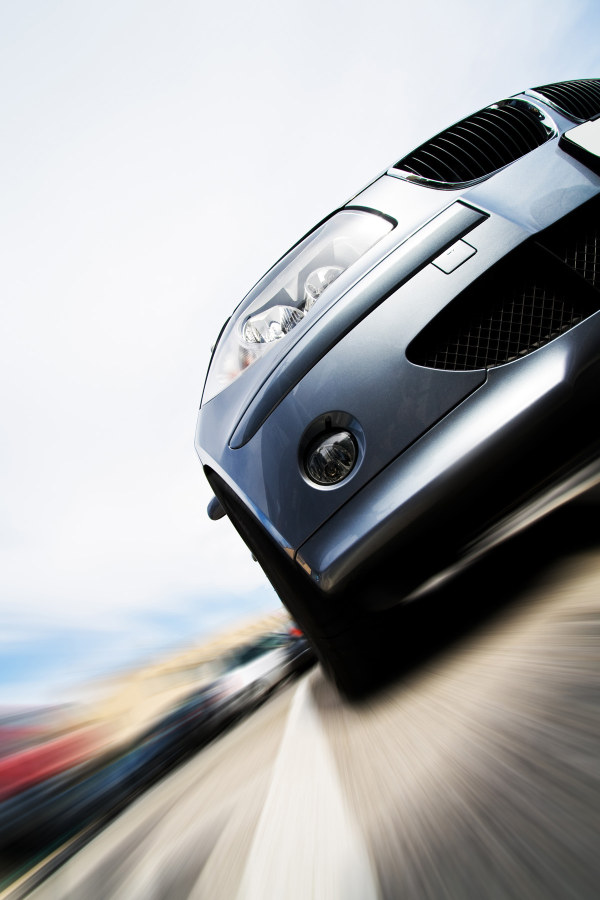 Cars under the high speed high definition picture  5