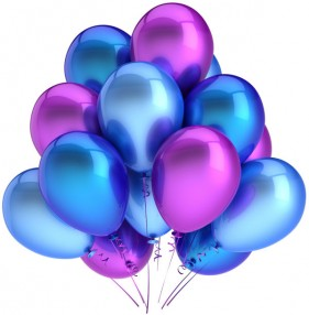 Colorful balloons 01   HD Images