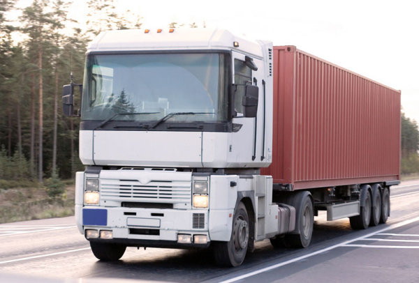 Container truck 02   HD Images