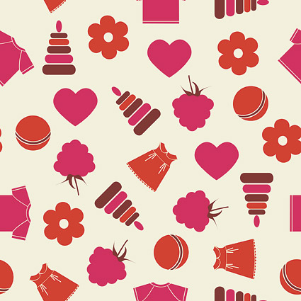 Cute pattern background Images