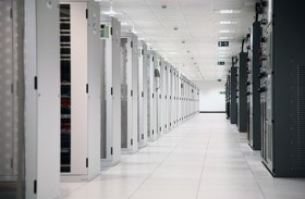 Data center the picture material  6