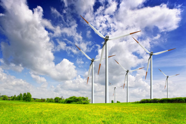 Ecological and wind power 04 high definition picture