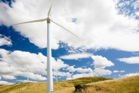 Ecology and wind power generation 01   HQ Pictures