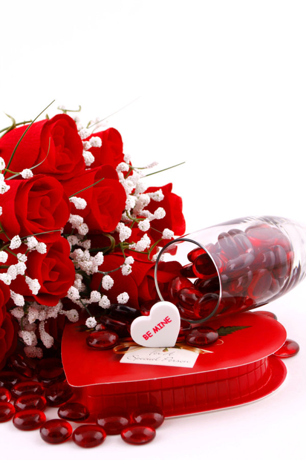 Flowers and Gifts HD picture material 02