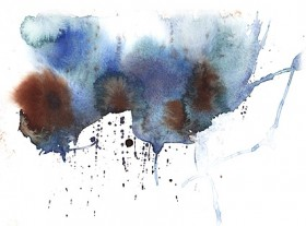 GoMedia produced watercolor ink Images V2 33