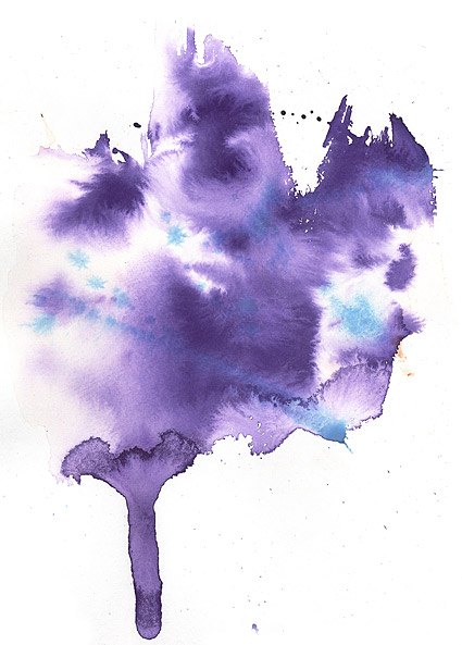 GoMedia produced watercolor ink Images V2 38