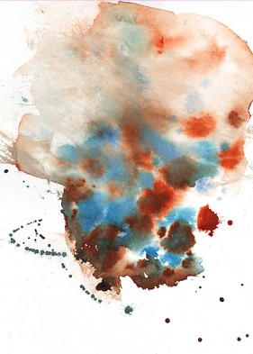 GoMedia produced watercolor ink Images V2 42