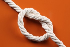 Hemp rope buckle 01   high definition picture