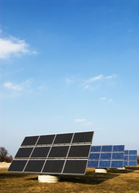 Solar equipment high definition picture