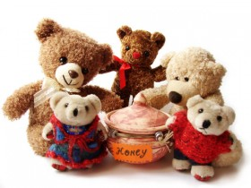 Teddy bears 03   HD Pictures