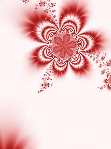 The Symphony flower background picture material  6