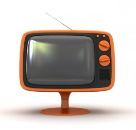The old TV HD picture  9